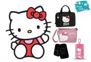 Idee de cadou: gentute si huse Hello Kitty pentru telefoane, tablete si laptopuri
