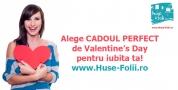Idei de cadouri de Valentine's Day pentru iubita ta