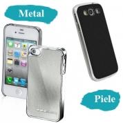 O alegere speciala: carcase din piele sau carcase din metal