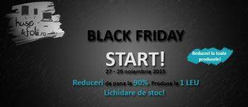 START la Black Friday 2015