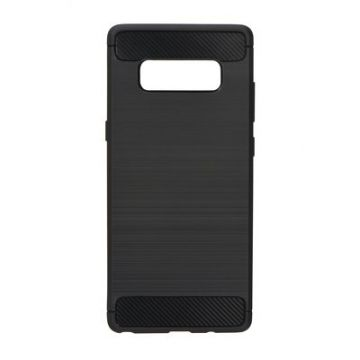 Forcell CARBON Case for SAMSUNG Galaxy NOTE 10 black
