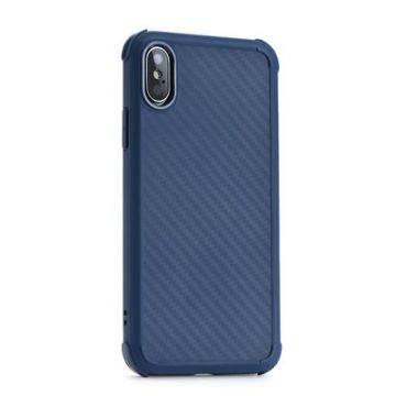 Roar Armor Carbon - for Iphone 11 blue