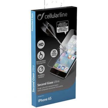 Folie De Protectie Sticla securizata CELLULARLINE TEMPGLASSIPH647S APPLE iPhone