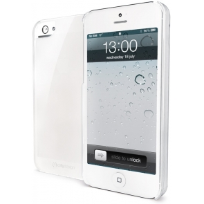 Carcasa Celly TPU Transparenta iPhone 5