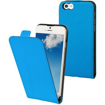 Husa Flip MUVIT Slim Albastru MUSLI0530 APPLE iPhone 6, iPhone 6S