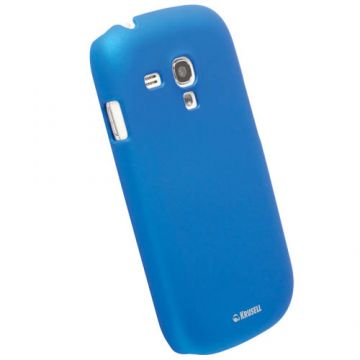 Carcasa Krusell Color Cover Albastra Samsung Galaxy S3 Mini