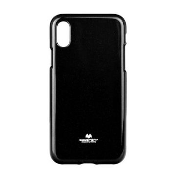 Jelly Case Mercury for Iphone XS black