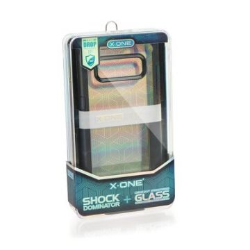 X-ONE Case - DROPGUARD + temp. glass 0,33mm for iPhone Xs Max 6,5