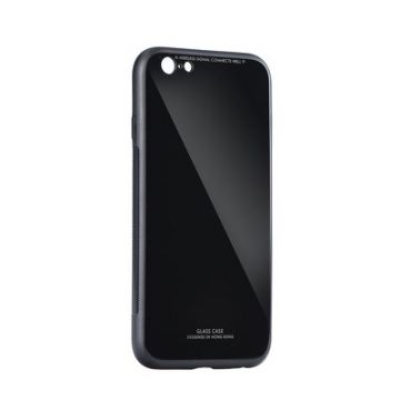 GLASS Case for SAMSUNG Galaxy S9 black
