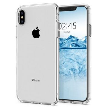 SPIGEN Liquid Crystal for Iphone XS crystal clear