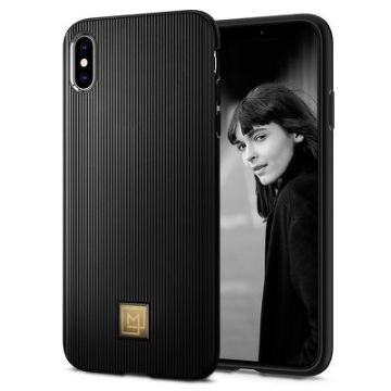 SPIGEN La Manon Classy for Iphone X/XS black