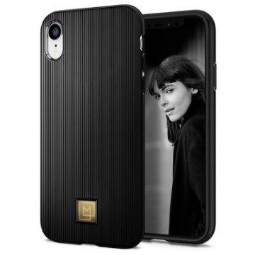 SPIGEN La Manon Classy for Iphone XR black
