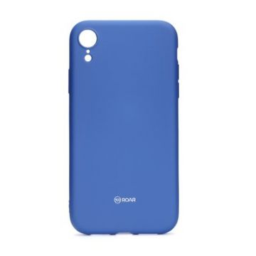 Roar Colorful Jelly Case - for Iphone XR navy