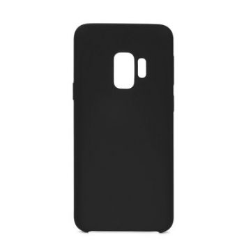 Forcell Silicone Case for SAMSUNG Galaxy S9 black