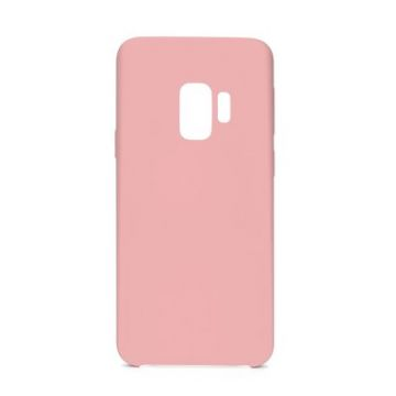 Forcell Silicone Case for SAMSUNG Galaxy S10 Plus pink