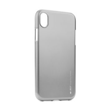 i-Jelly Case Mercury for Iphone XR - 6.1 grey