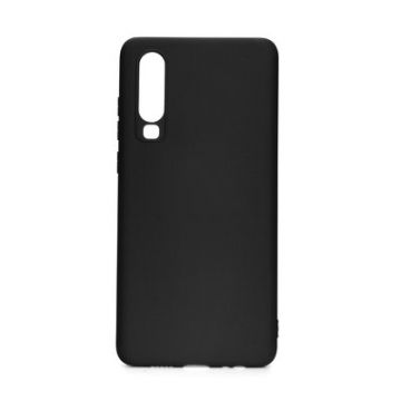 Forcell SOFT Case for HUAWEI P30 black