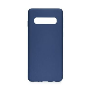 Forcell SOFT Case for SAMSUNG Galaxy S10 PLUS dark blue
