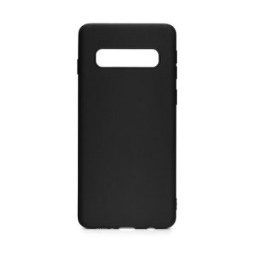 Forcell SOFT Case for SAMSUNG Galaxy S10 black