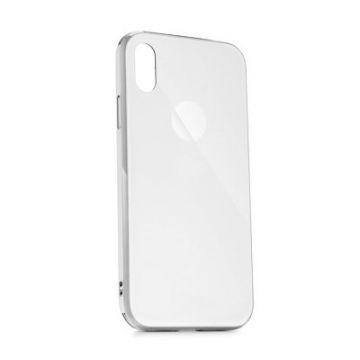 Forcell GLASS Premium Case for SAMSUNG Galaxy A70 / A70s white