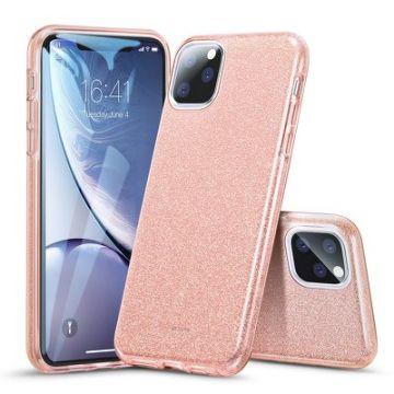 ESR Makeup Glitter case for iPhone 11 ( 6.1 ) coral