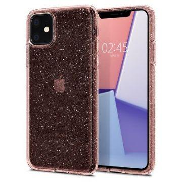 SPIGEN Liquid Crystal for Iphone 11 ( 6.1 ) glitter rose
