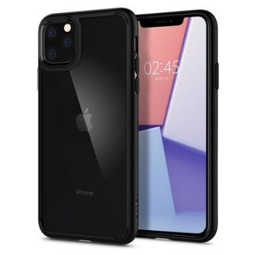 SPIGEN Ultra Hybrid for Iphone 11 ( 6.1 ) matte black