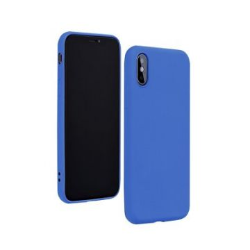 Carcasa Forcell Silicone Lite pentru Xiaomi Redmi 8 albastru