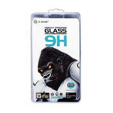Sticla securizata X-One Full Cover Extra Strong - Apple iPhone 11 tempered glass 9H