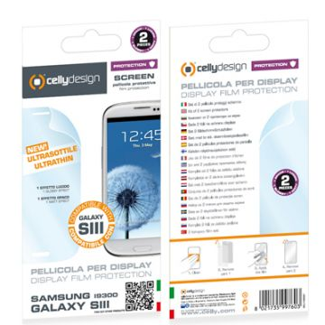 Folie Protectie Celly Samsung Galaxy S3
