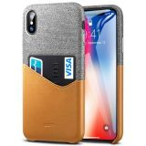 ESR Metro case for Iphone X / XS brown