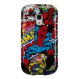 Carcasa Marvel Spiderman Samsung Galaxy S3 Mini