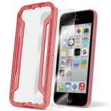 Folie Protectie Cellularline Cu Aplicator iPhone 5C