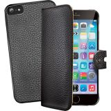 Husa Agenda CELLY Ambo + Capac Spate Detasabil Negru AMBO600BK APPLE iPhone 6, i