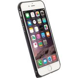 Husa Bumper KRUSELL Aluminium Negru 90034/1 APPLE iPhone 6 Plus, iPhone 6S Plus