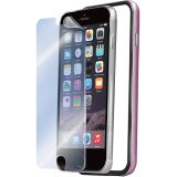 Husa Bumper CELLY +Folie Transparenta Roz BUMPERIPH6PPK APPLE iPhone 6 Plus, iPh