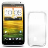 Carcasa Celly TPU Transparenta HTC One X