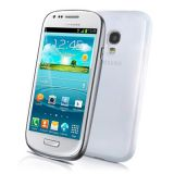 Carcasa Celly TPU Alba Samsung Galaxy S3 Mini