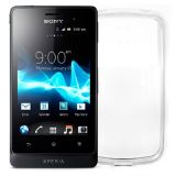 Carcasa Celly TPU Transparenta Sony Xperia Go