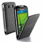 Husa Cellularline Flip Neagra Blackberry Torch 9860