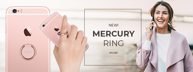 Ring Holder Mercury in curand pe www.Huse-Folii.ro