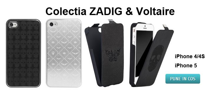 Colectia de huse si carcase de telefoane Zadig&Voltaire